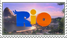 'Rio' Title Card by Huai
