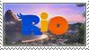"""""""Rio"""" Title Card by Huai"""