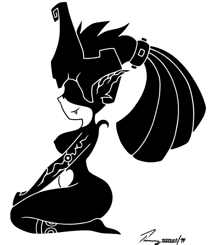 My Little Decals - Midna (Version 1) by Timmy22222001