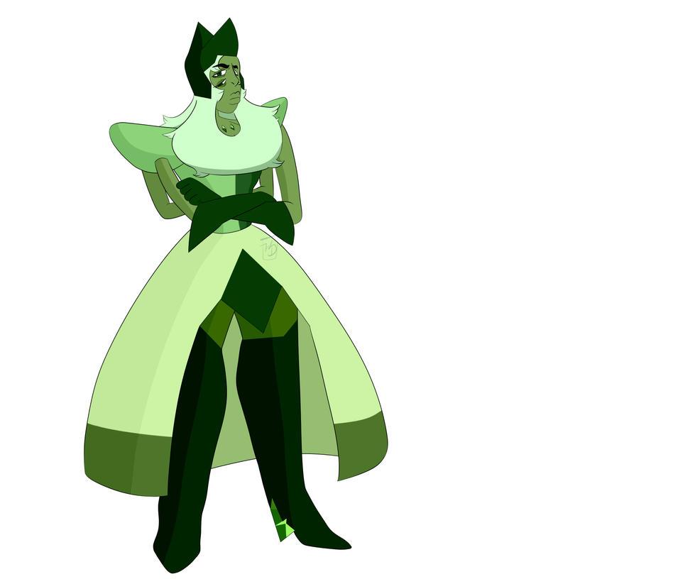 Green Diamond by Kosmoci