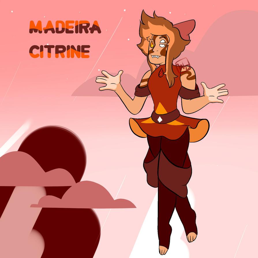 Madeira Citrine! by Kosmoci