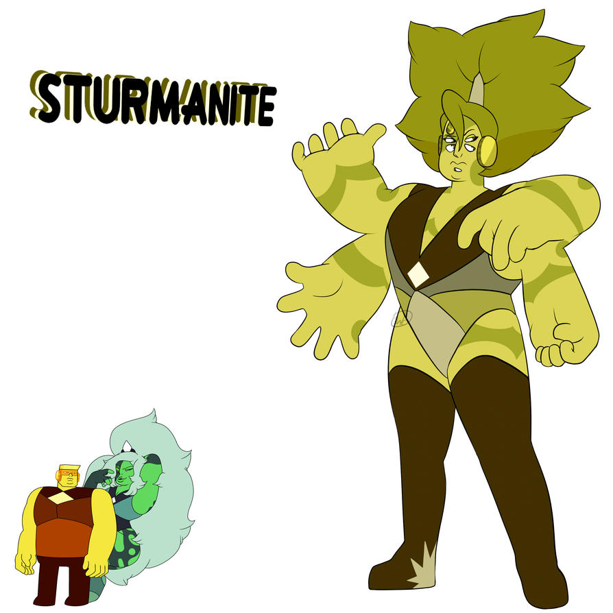 Sturmanite by Kosmoci