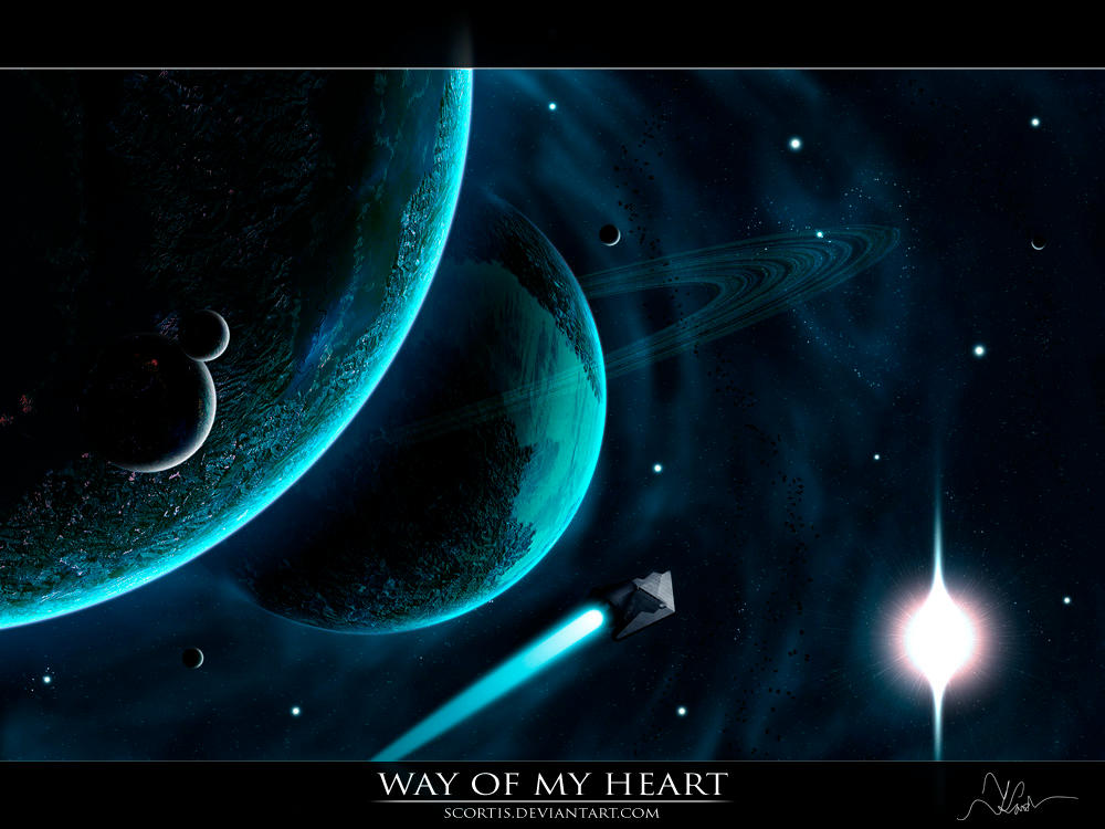 Way of my Heart