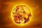 Heat of Sun