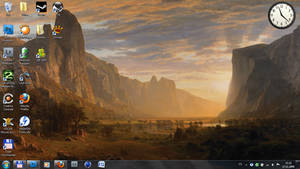 Desktop screenshot - Windows 7