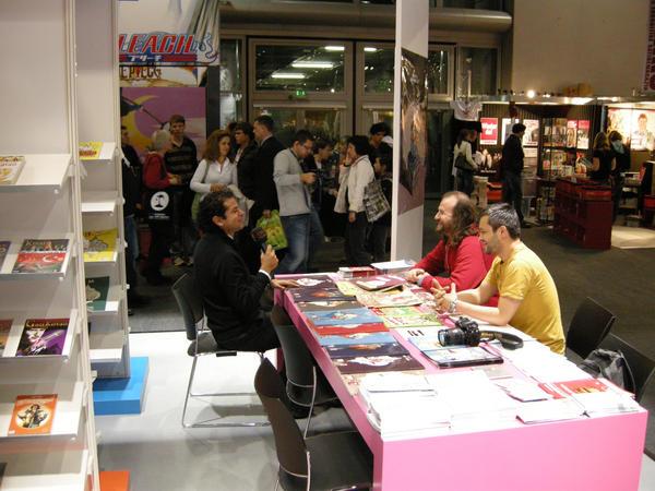 Frankfurt Book Fair Picture 16 by seruven