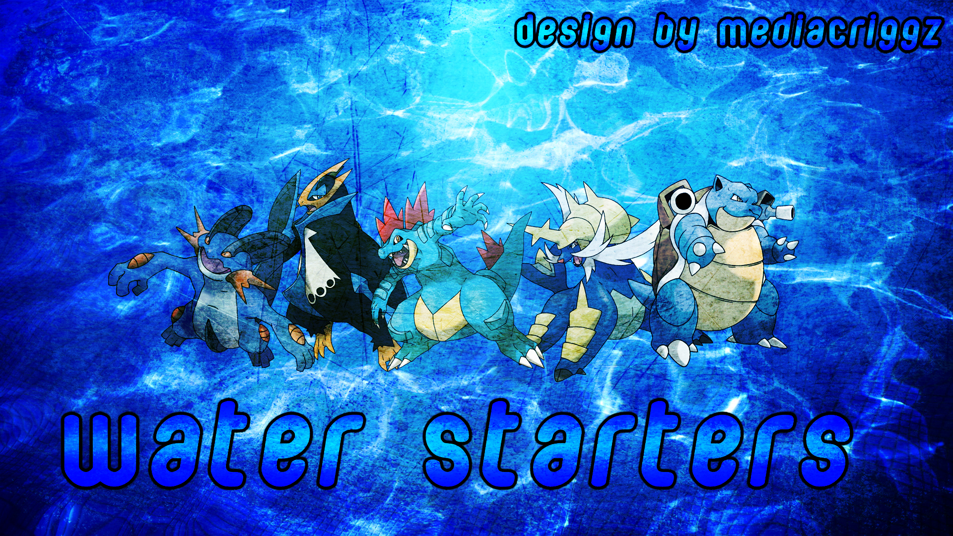 Water pokemon names images pokemon images for All types of water