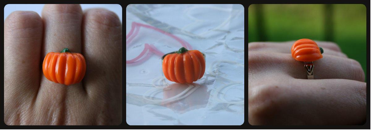 Pumpkin Ring by RuusuMorningstar