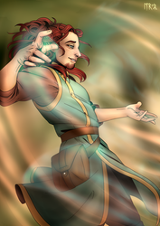Charge - Erilar Dancing With the Wind