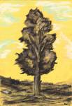 Journey VII - Lonely Tree