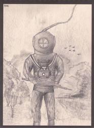 Aquatic - quick sketch by sanntta82
