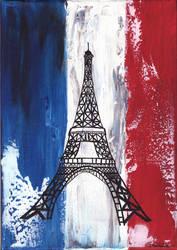 Paris by sanntta82