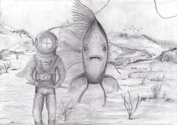 Fishing...? by sanntta82