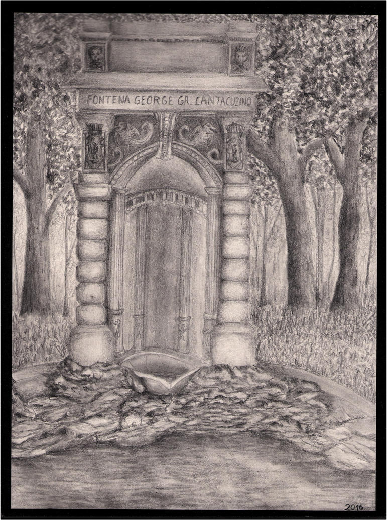 Fountain of Wealth by sanntta82