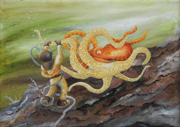 Mini Squid
