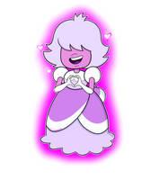 Steven Universe - Pad Sapphire by CatSlaeder