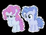 MLP Next Gen [FiV]: PartyPie Twins