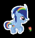 Grid Result: Rainbow Dash X Soarin