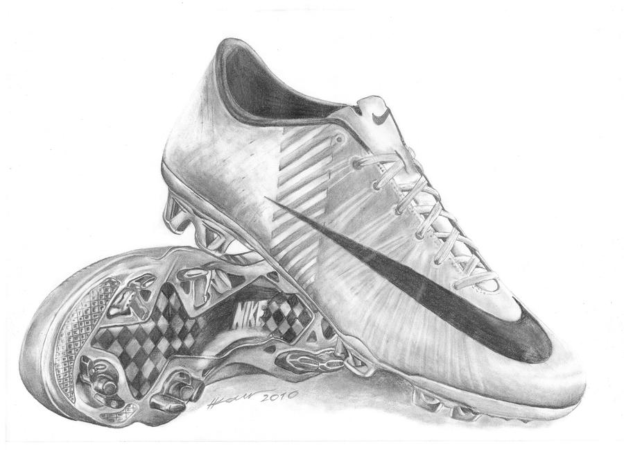 Nike soccer cleats wallpaper