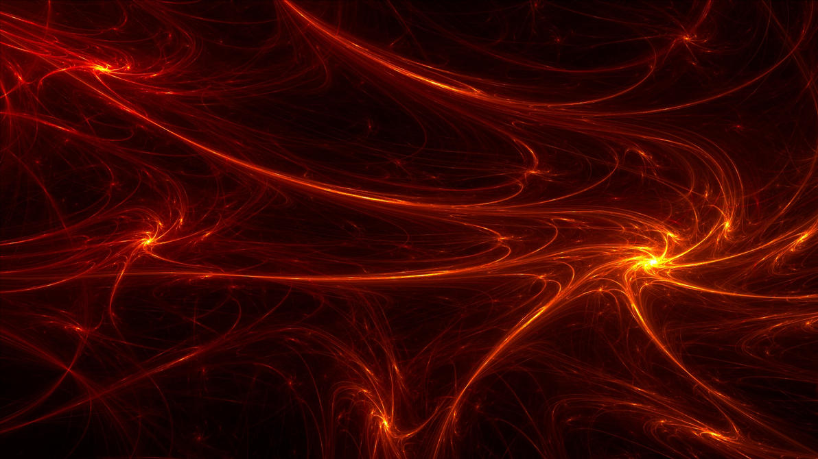 Magmatic flow - HDR render by thargor6
