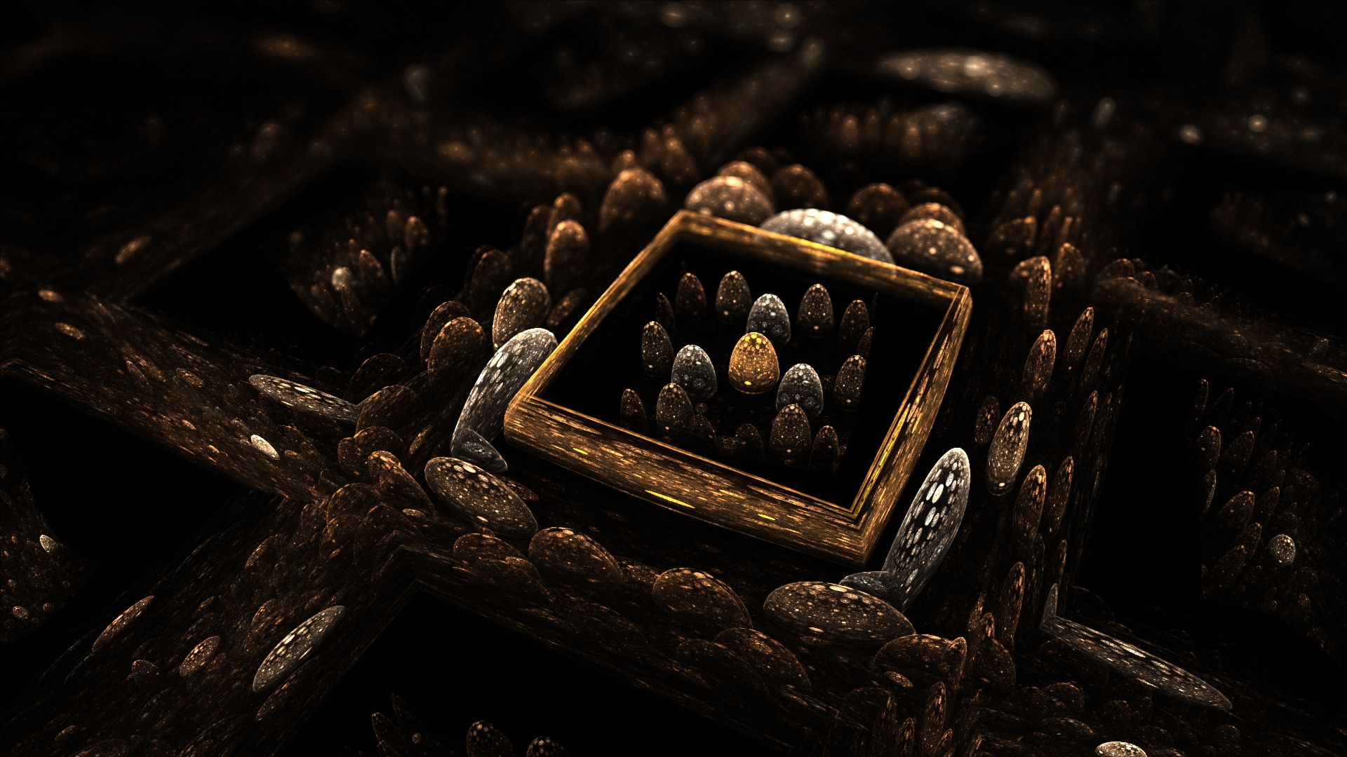 The golden egg by thargor6