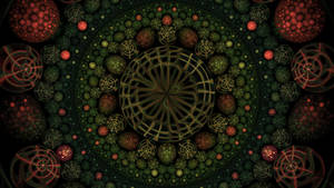 Hyperbolic garden