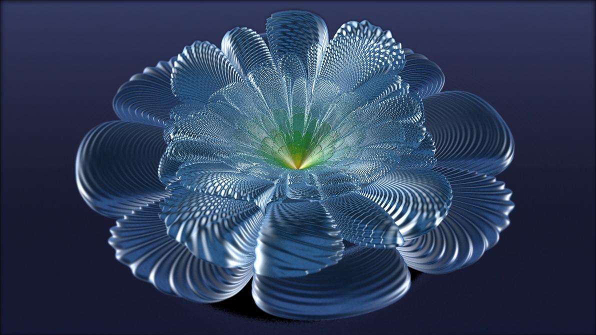 Dat 3D Flower by thargor6