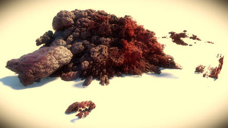 Blood Rock by thargor6