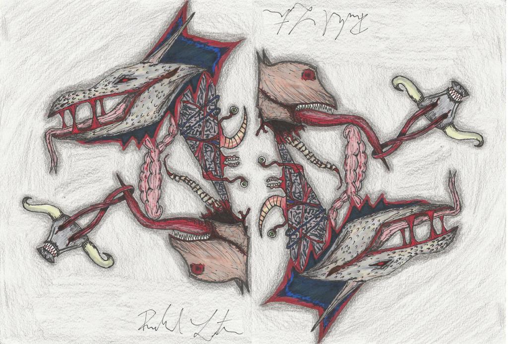 Creepy Copics by Insidemymind18