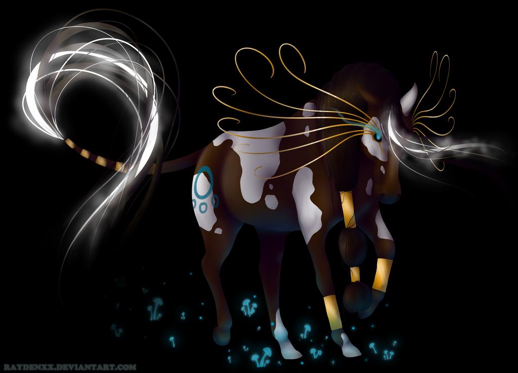 Mystical Horses - #1 Spirited by RaydenXx