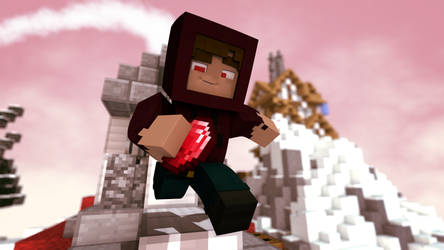 Ruby Thief (Minecraft) by SpasionInAction