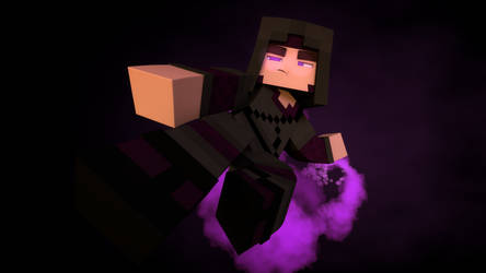 Ultimate Flying Kick! (Minecraft) by SpasionInAction