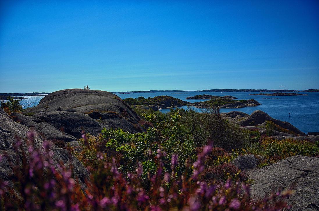 Saltholm by BrocX