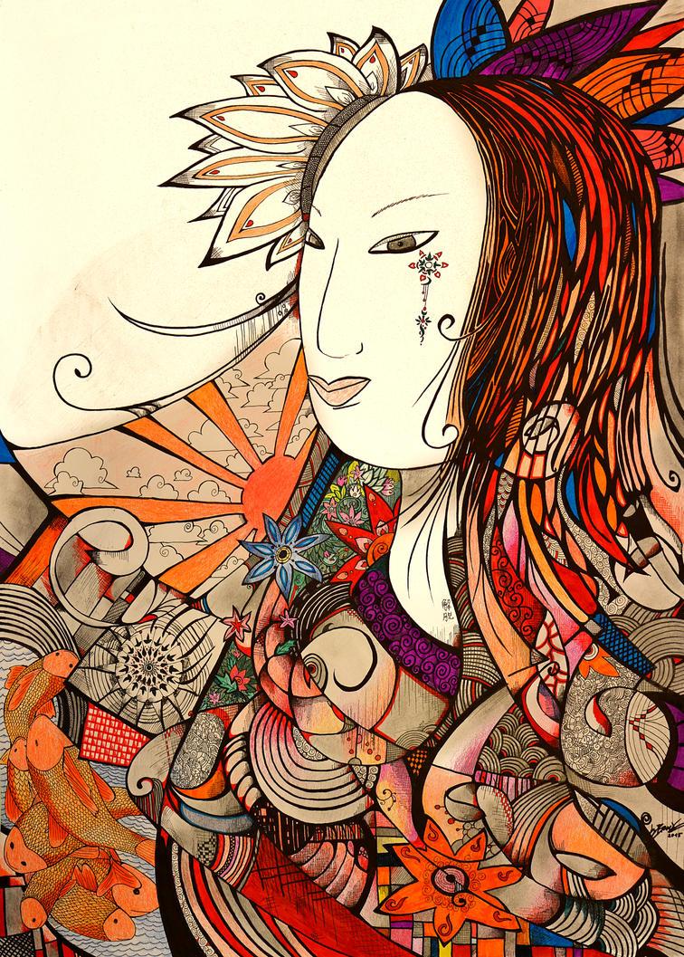 Gedatsu by BrocX
