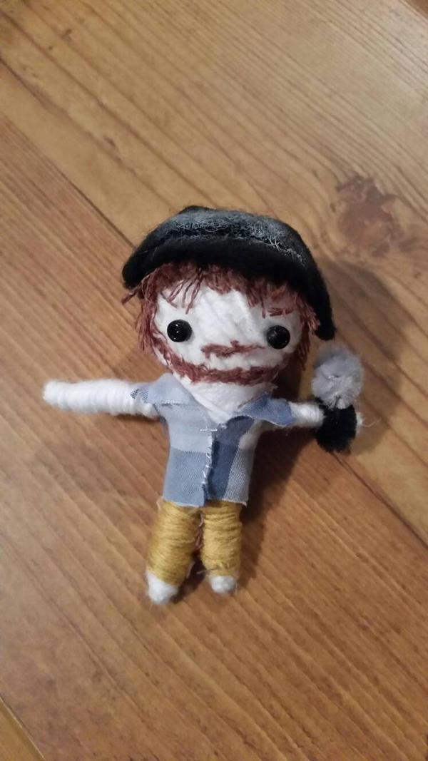 Mini Casey Doll! by SuperSmashWolves