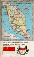 Republic of Malaya, 1941-1945 by otakumilitia