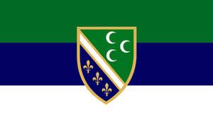 Alternate Flag of Sandzak