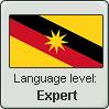 Sarawakian Malay Language Level-Expert by otakumilitia