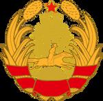 Emblem of Communist Manchuria by otakumilitia