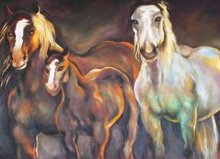 Wild Horses by shusmitaferdi