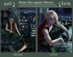 Draw Again Meme 2013 - 2014
