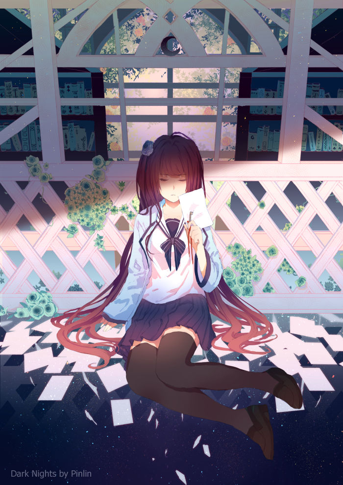 Dark Nights (Visual Novel)