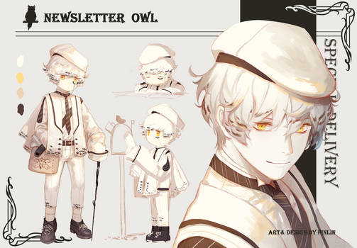 Adopt - Delivery Owl [CLOSED]