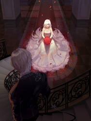 Reverse Cinderella