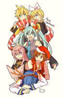 Merry Xmas by tank2109