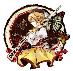 Mami Tomoe by tank2109