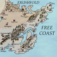 Caldonian Free Coast by Elfhawk