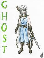 Ghost by Elfhawk