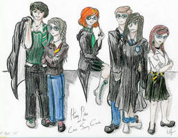 Harry Potter and the CSC by Elfhawk
