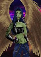 Lana Maxwell by Elfhawk